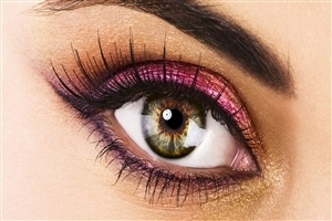 Girl Eye Makeup
