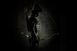 Green Arrow Fictional Superhero HD Wallpaper
