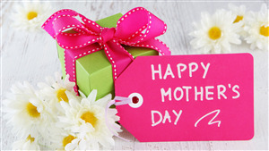 Happy Mothers Day 4K Wallpaper