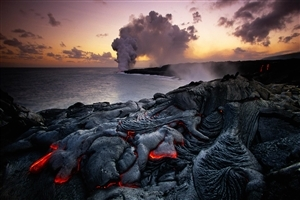 Hawaii Volcanoes National Park Wallpaper