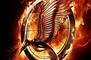Hunger Games Catching Fire Movie Poster Logo