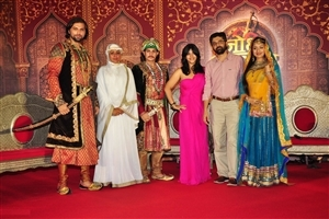 Jodha Akbar Colors Hindi TV Serial All Cast Wallpaper