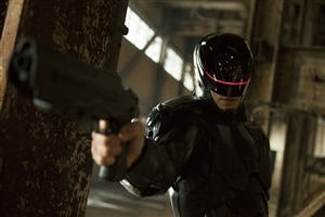 Latest Robocop Upcoming Hollywood Film Wallpaper