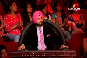 Navjot Singh Sindhu in Hind TV Serial Comedy Nights with Kapil Wallpapers