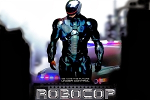 New Robocop 2014 Upcoming Hollywood Movie Poster Photo
