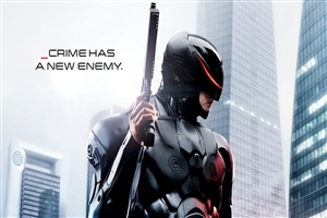 Robocop HD Upcoming Hollywood 2014 Movie Wallpaper