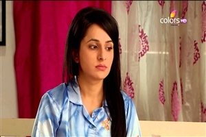 Roop Durgapal as a Sachi in Balika Vadhu on Colors Hindi Serial