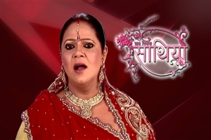 Rupal Patel as Kokila in Hindi TV Serial Saath Nibhaana Saathiya on Star Plus Channel HD Wallpapers