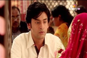 Shashank Vyas as Jagdish Singh in Balika Vadhu Hindi Serial on Colors Channel