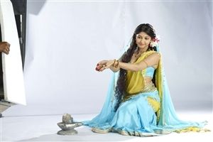 Sonarika Bhadoria as Parvati and Adi Shakti in Life OK Hindi TV Serial Devon Ke Dev Mahadev Wallpapers