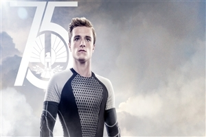 The Hunger Games Catching Fire Hollywood Movie Wallpaper