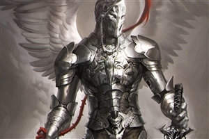Wings Knights Fantasy Art Armor Artwork Angel Images