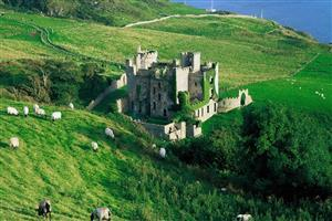 Clifden Castle Ireland Free Wallpapers