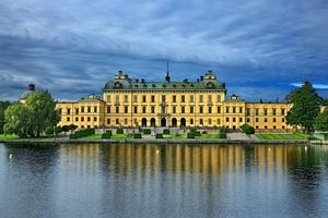 Drottningholm Royal Palace in Sweden Country Wallpapers