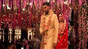 Parineeti Chopra Marriage with Arjun Kapoor in Namaste England
