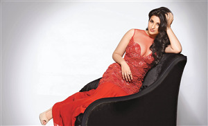 Parineeti Chopra in Red Dress Ultra HD Photo