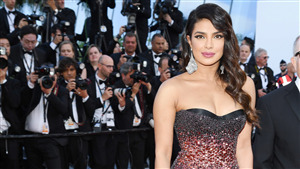 Priyanka Chopra in 2019 Cannes Film Festival HD Wallpaper