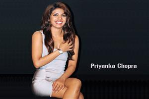 Priyanka Chopra with Cute Smile