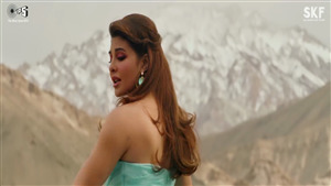 Actress Jacqueline Fernandez in Race 3