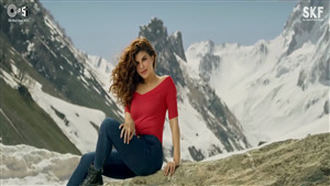 Beautiful Actress Jacqueline Fernandez in Movie Race 3