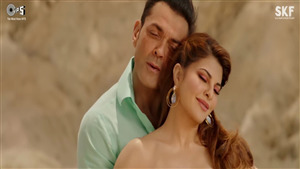 Jacqueline Fernandez Romance with Bobby Deol in Race 3