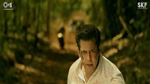 Salman Khan Fight Scene in Film Race 3