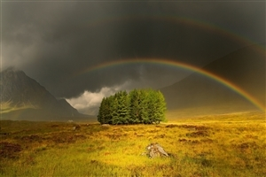 Beautiful Rainbow Nature HD Wallpapers