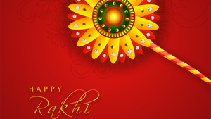Happy Rakhi 2018 4K Wallpapers