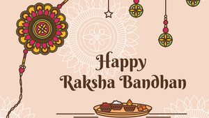 Happy Raksha Bandhan 2018 HD Wallpaper