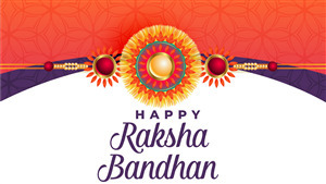 Happy Raksha Bandhan 2019 4K Wallpaper