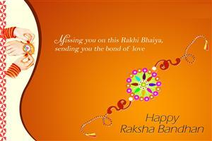 Happy Raksha Bandhan Greetings