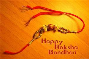 Happy Raksha Bandhan Rakhi Wallpaper