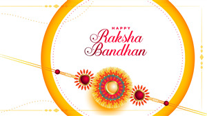 Raksha Bandhan 4K Wallpaper