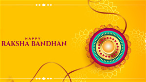 Raksha Bandhan Festival 4K Photo