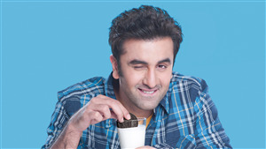 5K Wallpaper of Ranbir Kapoor