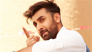 Actor Ranbir Kapoor 4K Photo