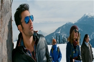 Ranbir Kapoor in Movie Scene Photo