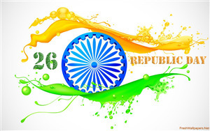 26 January Happy Republic Day Pic Download