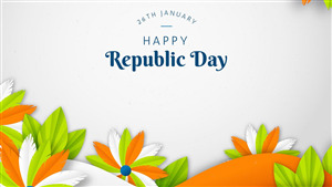 26 January Indian Republic Day 1080p HD Wallpaper