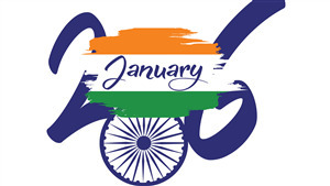 26 January Republic Day 5K Wallpaper
