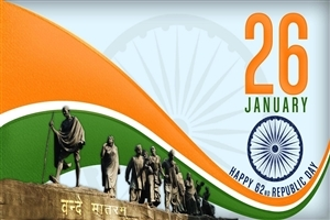 Amazing Special 26 January Happy Republic Day Wallpapers