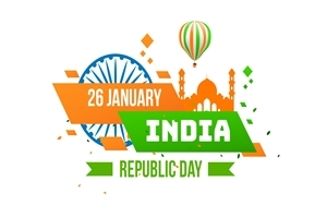 Beautiful Indian Republic Day HD Photo