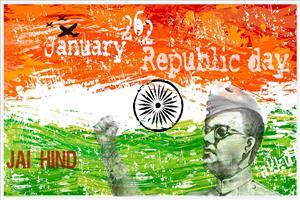 Happy Indian Republic Day Wallpaper Jai Hind
