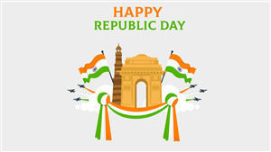 Proud To Be Indian Happy Republic Day Photo