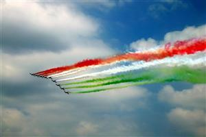 Republic Day Celebration Air Show