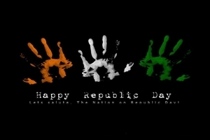Salute the Nation on Happy Republic Day Greetings Wallpapers