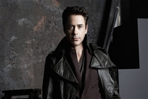 American Actor Robert Downey Wallpaper