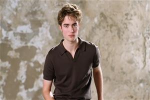English Actor Robert Pattinson