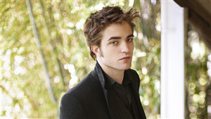 Robert Pattinson Famous Hollywood Actor HD Wallpaper