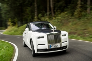New 2018 Rolls Royce Phantom Car